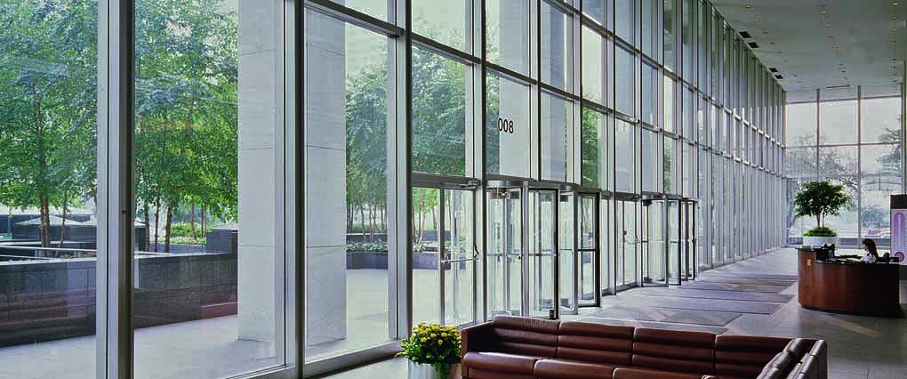Office Window Film Dallas