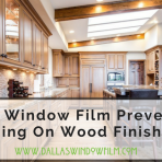 fade prevention Window Film in Dallas