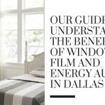 window film dallas energy audits